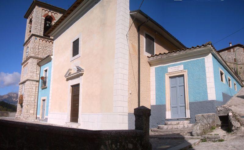 Santa Maria degli angeli - Vallemare