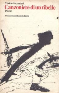 canzoniere di un ribelle poesie - vinicio saviantoni