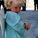 Processione Vallemare 2011: angeli - Silvia